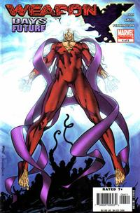 Cover Thumbnail for Weapon X: Days of Future Now (Marvel, 2005 series) #4