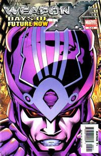 Cover Thumbnail for Weapon X: Days of Future Now (Marvel, 2005 series) #5