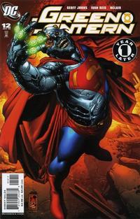 Cover Thumbnail for Green Lantern (DC, 2005 series) #12