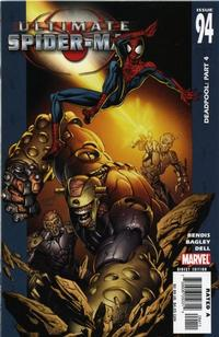 Cover Thumbnail for Ultimate Spider-Man (Marvel, 2000 series) #94 [Direct Edition]
