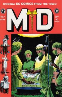 Cover Thumbnail for M.D. (Gemstone, 1999 series) #1