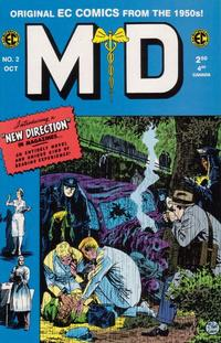 Cover Thumbnail for M.D. (Gemstone, 1999 series) #2