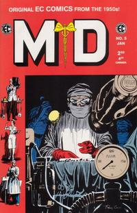 Cover Thumbnail for M.D. (Gemstone, 1999 series) #5