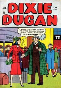 Cover Thumbnail for Dixie Dugan (Prize, 1951 series) #v3#3