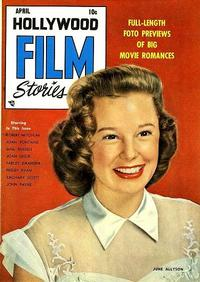 Cover Thumbnail for Hollywood Film Stories (Prize, 1950 series) #v1#1 [1]
