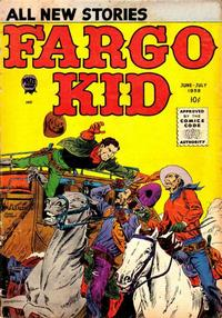 Cover Thumbnail for Fargo Kid (Prize, 1958 series) #v11#3