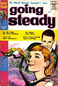 Cover Thumbnail for Going Steady (Prize, 1960 series) #v3#3