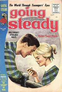 Cover Thumbnail for Going Steady (Prize, 1960 series) #v3#5
