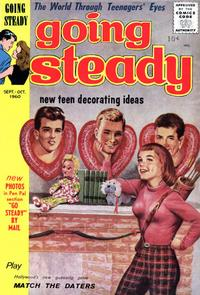 Cover Thumbnail for Going Steady (Prize, 1960 series) #v4#1