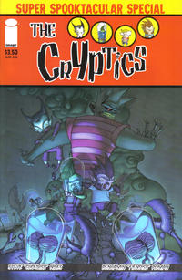 Cover Thumbnail for The Cryptics (Image, 2006 series) #1