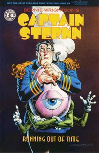 Cover Thumbnail for Captain Sternn: Running Out of Time, Advance Comics (Kitchen Sink Press, 1993 series) #[nn]