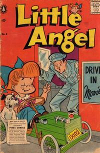 Cover Thumbnail for Little Angel (Pines, 1954 series) #8