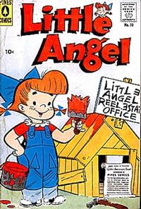 Cover Thumbnail for Little Angel (Pines, 1954 series) #10