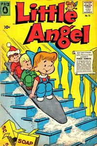 Cover Thumbnail for Little Angel (Pines, 1954 series) #15