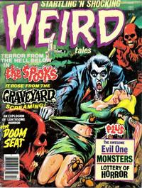 Cover Thumbnail for Weird (Eerie Publications, 1966 series) #v12#4