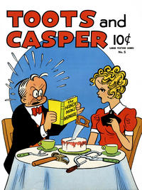 Cover Thumbnail for Large Feature Comic (Dell, 1942 series) #5