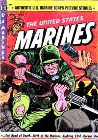 Cover Thumbnail for A-1 (Magazine Enterprises, 1945 series) #55