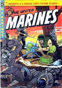 Cover Thumbnail for A-1 (Magazine Enterprises, 1945 series) #72