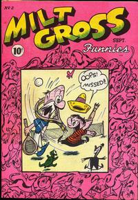 Cover Thumbnail for Milt Gross Funnies (American Comics Group, 1947 series) #2