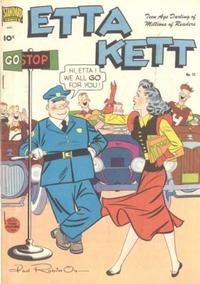 Cover Thumbnail for Etta Kett (Pines, 1948 series) #13