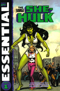 Cover Thumbnail for Essential Savage She-Hulk (Marvel, 2006 series) #1