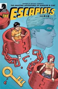 Cover Thumbnail for The Escapists (Dark Horse, 2006 series) #6