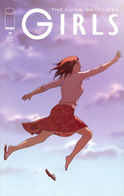 Cover for Girls (Image, 2005 series) #7