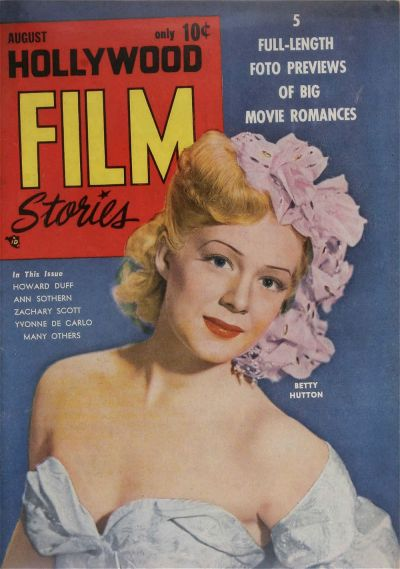 Cover for Hollywood Film Stories (Prize, 1950 series) #v1#4 [4]
