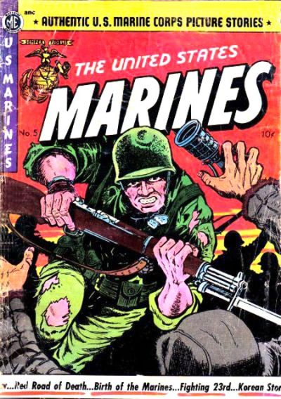 Cover for A-1 (Magazine Enterprises, 1945 series) #55