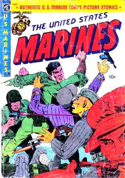 Cover for A-1 (Magazine Enterprises, 1945 series) #60