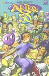 Cover for Akiko (SIRIUS Entertainment, 1996 series) #50