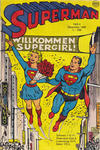 Cover for Superman (Egmont Ehapa, 1966 series) #4/1966
