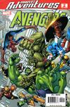 Cover for Marvel Adventures The Avengers (Marvel, 2006 series) #2