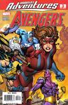 Cover for Marvel Adventures The Avengers (Marvel, 2006 series) #3