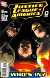 Cover Thumbnail for Justice League of America (2006 series) #0 [Standard Cover]