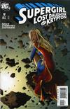 Cover for Supergirl (DC, 2005 series) #9 [Direct Sales]