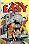 Cover for Captain Easy (Pines, 1947 series) #17