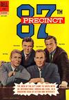 Cover for 87th Precinct (Dell, 1962 series) #2