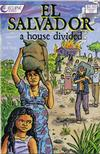 Cover for El Salvador: A House Divided (Eclipse, 1989 series) #1