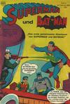 Cover for Superman (Egmont Ehapa, 1966 series) #3/1967
