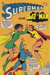 Cover for Superman (Egmont Ehapa, 1966 series) #8/1967