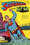 Cover for Superman (Egmont Ehapa, 1966 series) #13/1967