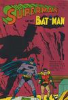 Cover for Superman (Egmont Ehapa, 1966 series) #14/1967
