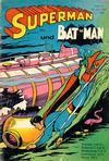 Cover for Superman (Egmont Ehapa, 1966 series) #15/1967