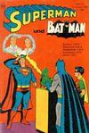 Cover for Superman (Egmont Ehapa, 1966 series) #16/1967