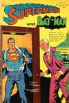 Cover for Superman (Egmont Ehapa, 1966 series) #17/1967