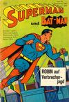Cover for Superman (Egmont Ehapa, 1966 series) #18/1967