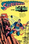 Cover for Superman (Egmont Ehapa, 1966 series) #20/1967