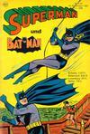 Cover for Superman (Egmont Ehapa, 1966 series) #23/1967
