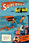 Cover for Superman (Egmont Ehapa, 1966 series) #24/1967